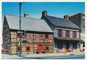 Gates House and Plough Tavern York Pennsylvania