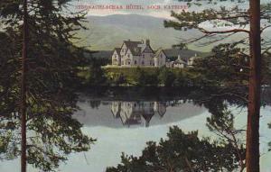 Stronachlachar Hotel, Loch Katrine, Scotland, UK, 1910-1920s