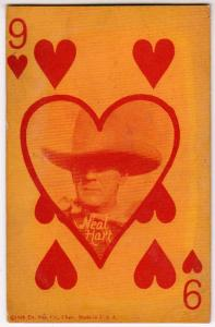 9 of Hearth, Neal Hart, Cowboy