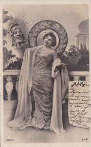 Month Of The Year March Glamorous Lady 1903
