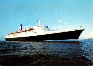 Cunard Line R M S Queen Elizabeth 2