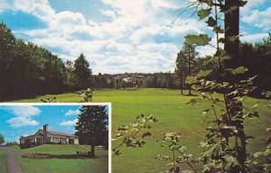 Golf Course & Curling Club , ASBESTOS ,  Quebec , Canada , 1989