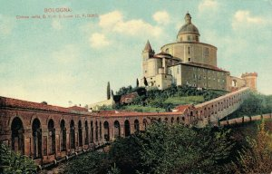 Italy Sanctuary of the Madonna di San Luca 03.42
