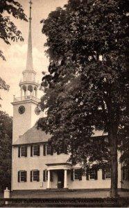 Connecticut Farmington First Congregational Church