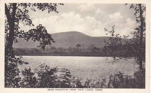Bear Mountain from Twin Lakes, Connecticut,  00-10s