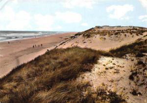 France Cote de L'Atlantique St. Isodore las Dunes y la Plage Playa
