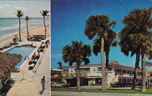 Florida Miami Beach Tropicana Resort Motel With Pool