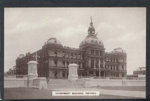 South Africa Postcard - Government Buildings, Pretoria    T2885