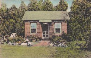 MONTEREY, Massachusetts, 1900-1910's; The Bookroom, Hephzibah Heights
