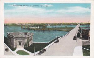 Wisconsin Marinette Interstate Bridge