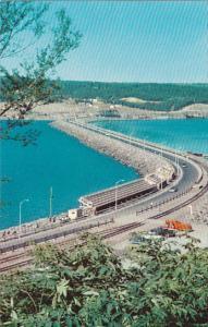 Canada Nova Scotia Cape Breton Canso Causeway