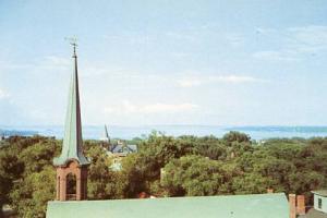 ME - View of Casco Bay