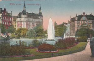 KOLN, North Rine-Westphalia, Germany, 1900-1910's; Deutscher Ring