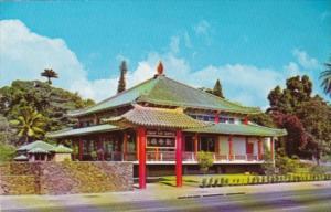 Hawaiian Honolulu Kwan Yin Temple