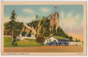 Castle Rock, St Ignace MI