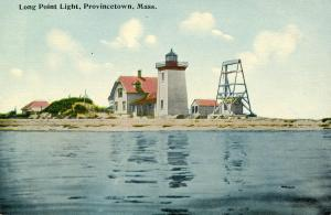MA - Provincetown. Long Point Light