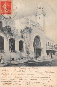 Tunisia Casino de Tunis 1907