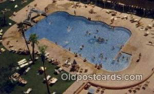Riviera, Las Vegas, NV, USA Motel Hotel Postcard Post Card Old Vintage Antiqu...