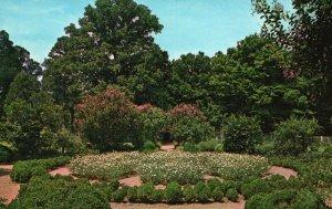 Nashville, TN, Garden, The Hermitage, Andrew Jackson, Vintage Postcard g9040