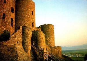 Wales Gwynedd Harlech Castle