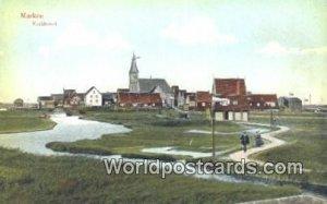 Kerkbuurt Marken Netherlands Unused