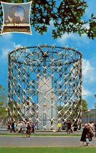 NY - New York World's Fair, 1964-65. The Astral Fountain