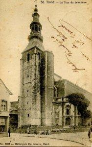 Belgium - St Trond. Seminary