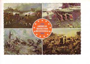 American Revolution Bicentennial, Battle Scenes