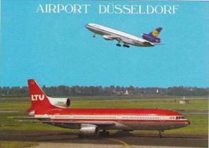 Germany Duesseldorf International Airport