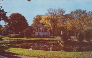 Parc St-Maurice Park, Shawnigan, Quebec, Canada, PU-1984