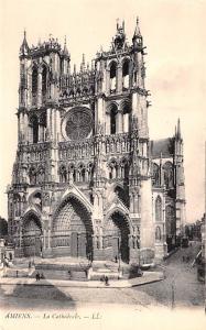 Amiens France La Cathedrale Amiens La Cathedrale