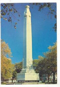 War memorial, Dunedin, New Zealand 60-70s