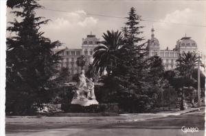 France Nice Monument de la Reine Victoria