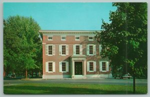 Georgetown Delaware~The Farmers Bank Of The State~Standard Chrome Postcard