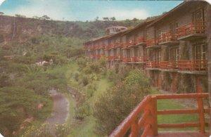MICHOACAN , Mexico , 1950-60s ; Balneario Hotel
