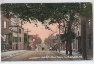 Charlotte St, Saint John NB