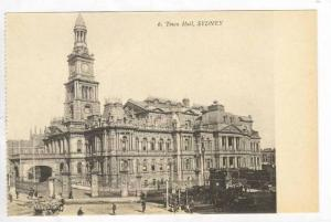 SYDNEY, Australia, 00-10s  Town Hall