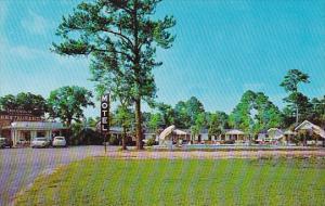 South Carolina Hardeeville The Magnolia Restaurant And Motel