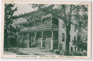 new England Home, Southern Pines NC