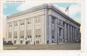 Post Office , ALTOONA , Pennsylvania , 00-10s