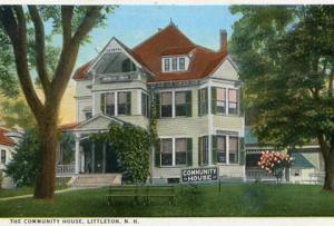 NH - Littleton, The Community House