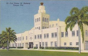 Florida Tampa Fort  Homer W Hesterly