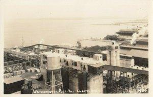 RP: EVERETT , Washington , 1930-40s ; Weyerhauser Pulp Mill , ELLIS 1124