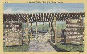 Arizona Wickenburg The Famous Wishing Well