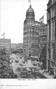 12394  New York City  1902  Park Row