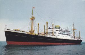 Holland-America Line Ocean Liner m.v. NOORDAM , 30-50s