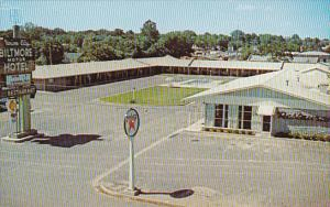 Tennessee Union City Biltmore Motor Hotel and Restaurant