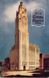 Ohio Columbus American Insurance Union Citadel