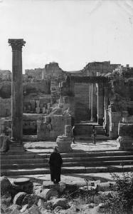 Jordan Jerash Entrance to the Cathedral Compound (Jerusalem)