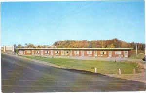 Parkview Motel & Restaurant Cheticamp Cape Breton NS Canada